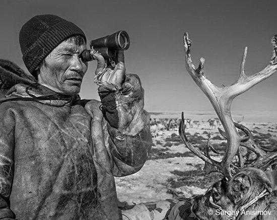Ямальцы в фотографиях Сергея Анисимова