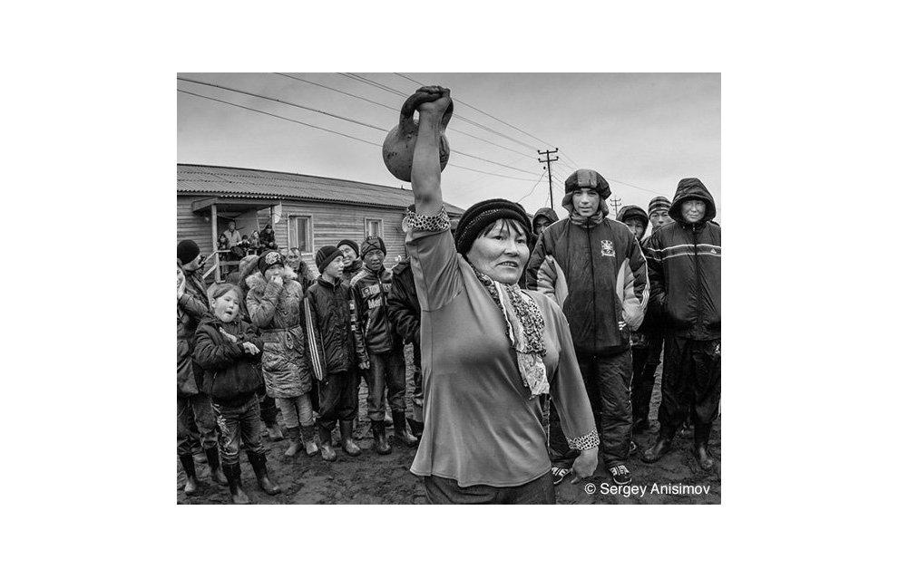 Sergei Anisimov's photos of Yamal residents