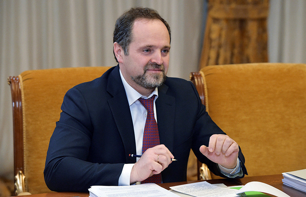 Sergei Donskoi: Arctic - A Territory of Dialogue forum to focus on environmental issues