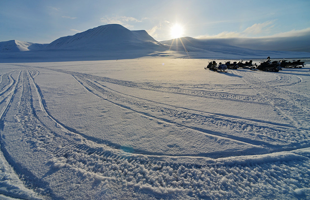High capacity sleds for Arctic and Antarctic exploration to be tested in November