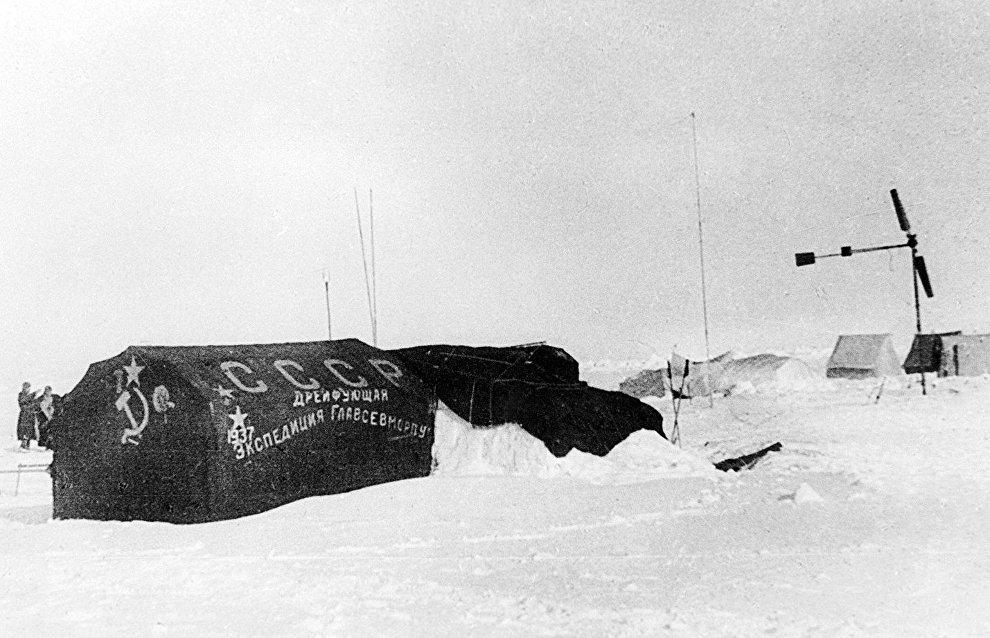 Первая советская полярная станция войдёт в создаваемый в Арктике музей