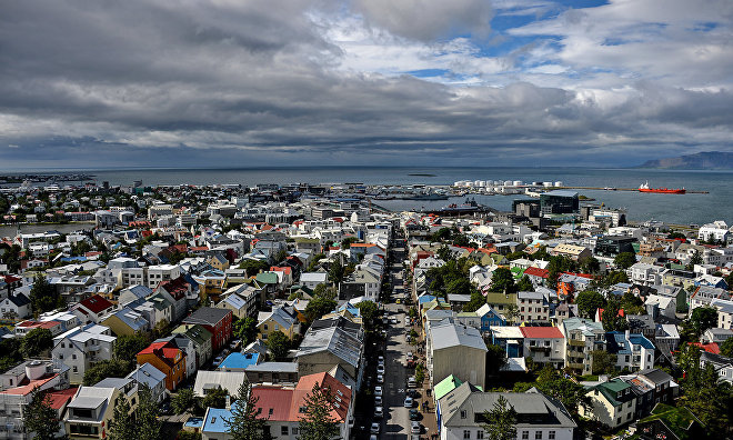 Iceland and Russia to discuss economy as bilateral trade shrinks eightfold