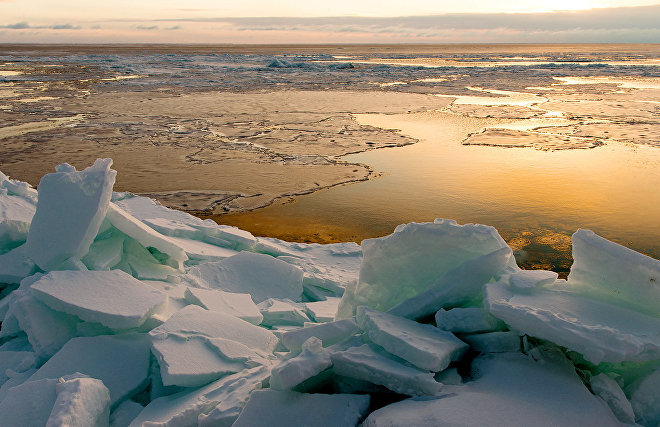 Researchers look into the Atlantic's past to find out the Arctic's future