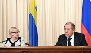 Lavrov: No need for an international agreement on Arctic management