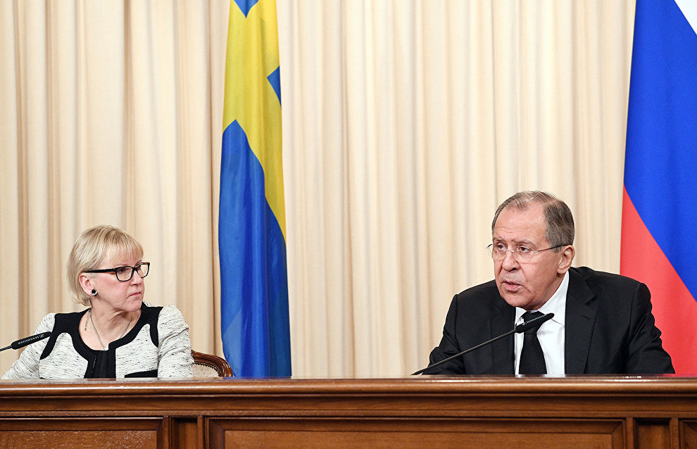 Lavrov No Need For An International Agreement On Arctic Management
