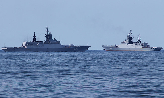 Northern Fleet units to take part in upcoming Russian-Norwegian exercise