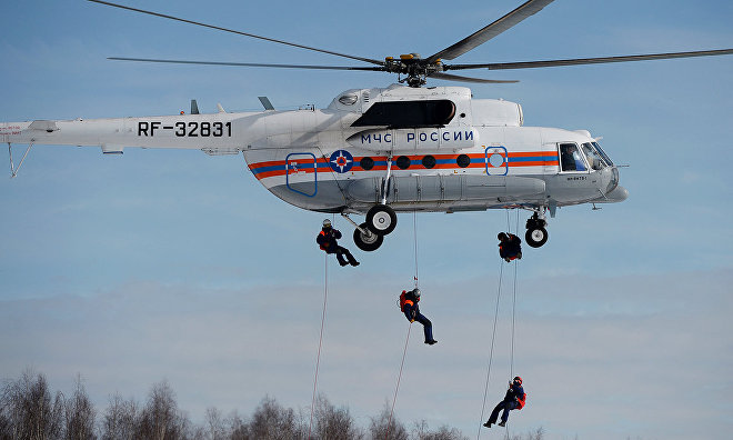 Emergencies Ministry to finish setting up Arctic search and rescue units by late 2020