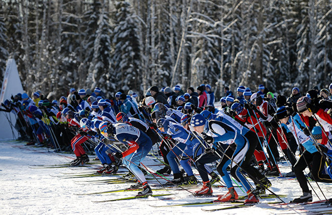 Barents Friendship Ski Race set for Year of the Environment