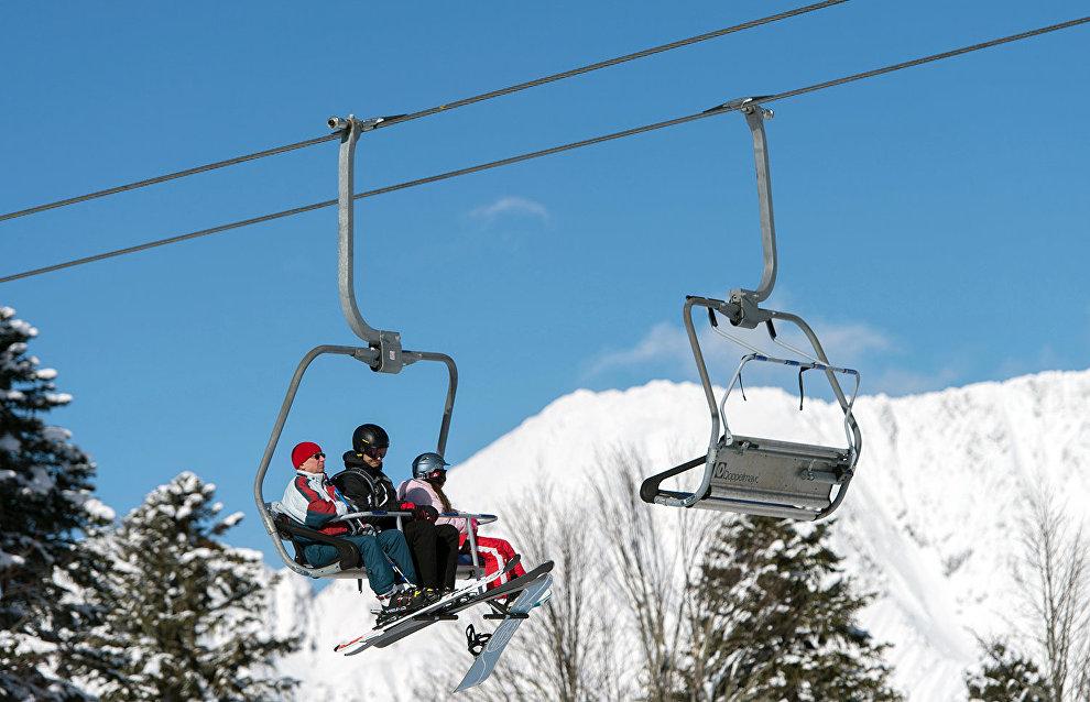 The northernmost ski resort Kaya to open in Taimyr