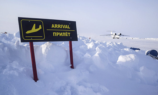 United Aircraft Corporation to construct a skid-landing plane for the Arctic by 2019