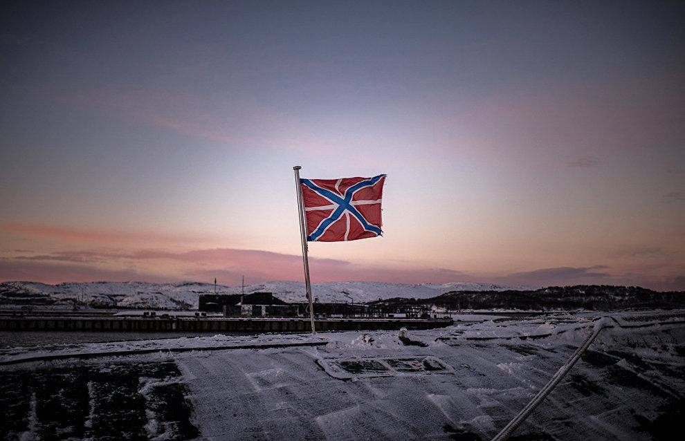 Russian submarine fleet to expand Arctic presence