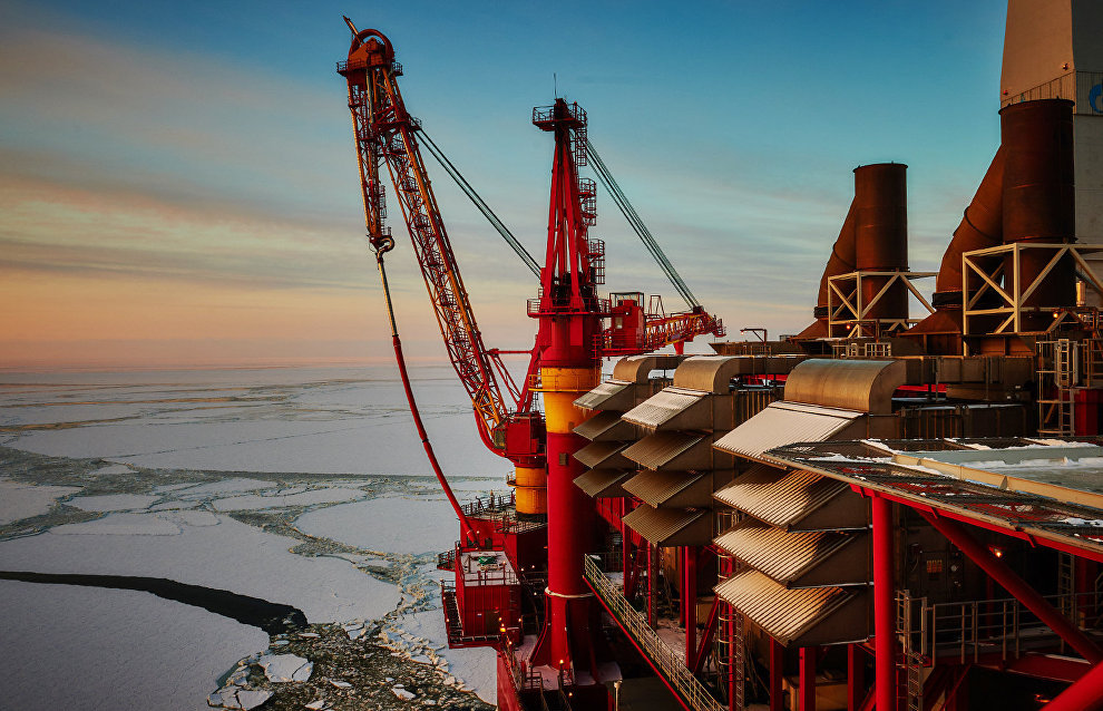 Company completes field study of Russia's Arctic shelf limits