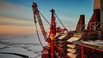 Russia to cut imports of offshore equipment 50% by 2025