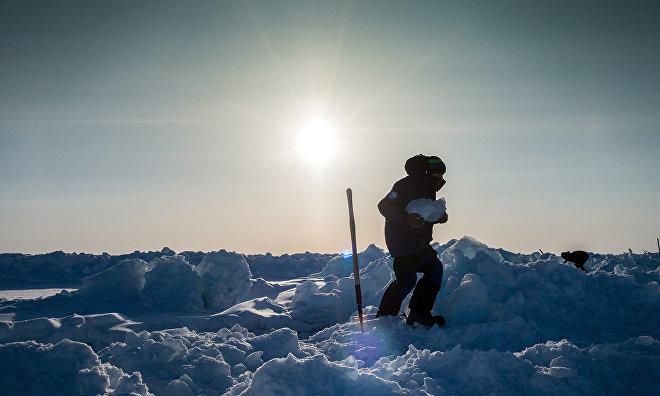 Khatanga Winter 2017 expedition launches Arctic field studies