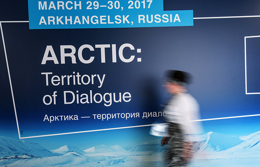 Igor Orlov: Three months of preparation went into The Arctic: Territory of Dialogue forum