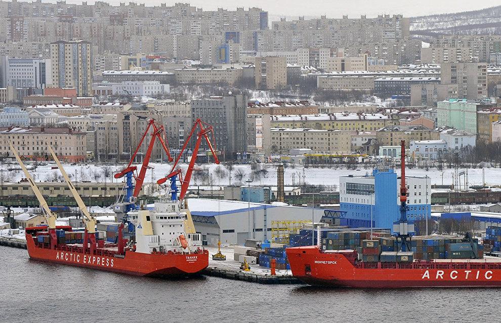 Upgraded transshipment terminal opens in Murmansk