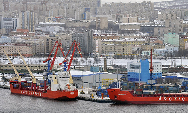 Upgraded transshipment terminal opens in Murmansk