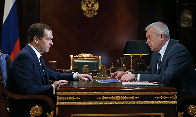 Medvedev: Russian Arctic has colossal prospects for oil and gas production