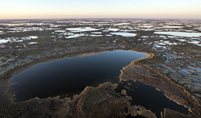 Small Arctic lakes reveal increased concentrations of pollutants