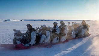 Экспедиция Министерства обороны провела исследования в Арктике