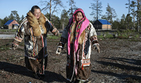 Kobylkin: Reindeer herders' wives to receive a salary starting in 2018