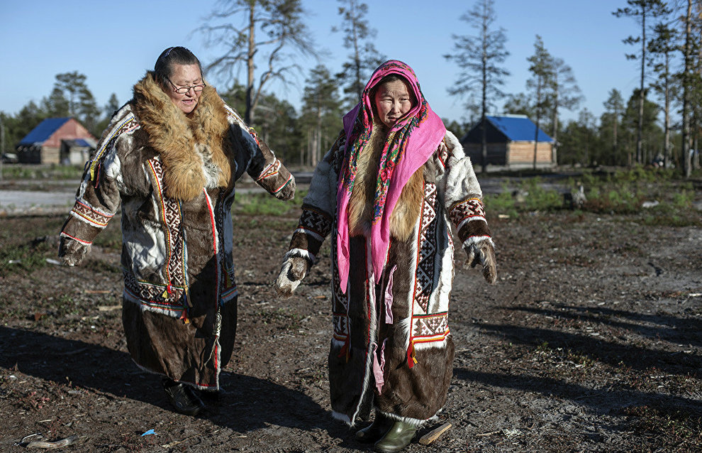 Government to earmark 1.3 bln rubles to support indigenous peoples until 2025