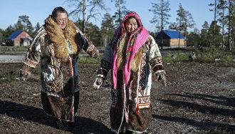 Kobylkin: Reindeer herders' wives to receive a salary starting in 2018