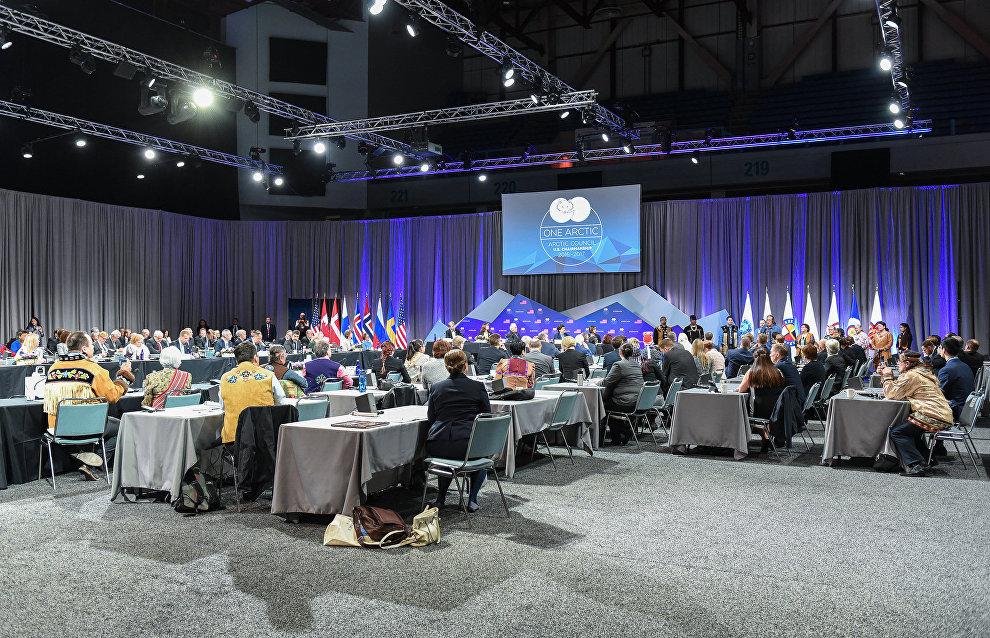 Arctic states sign agreement to enhance Arctic scientific cooperation