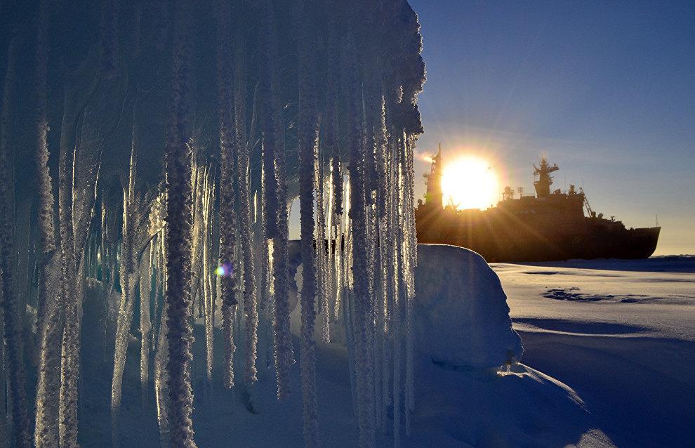 РАН сформирует единое мнение об изменении климата в Арктике