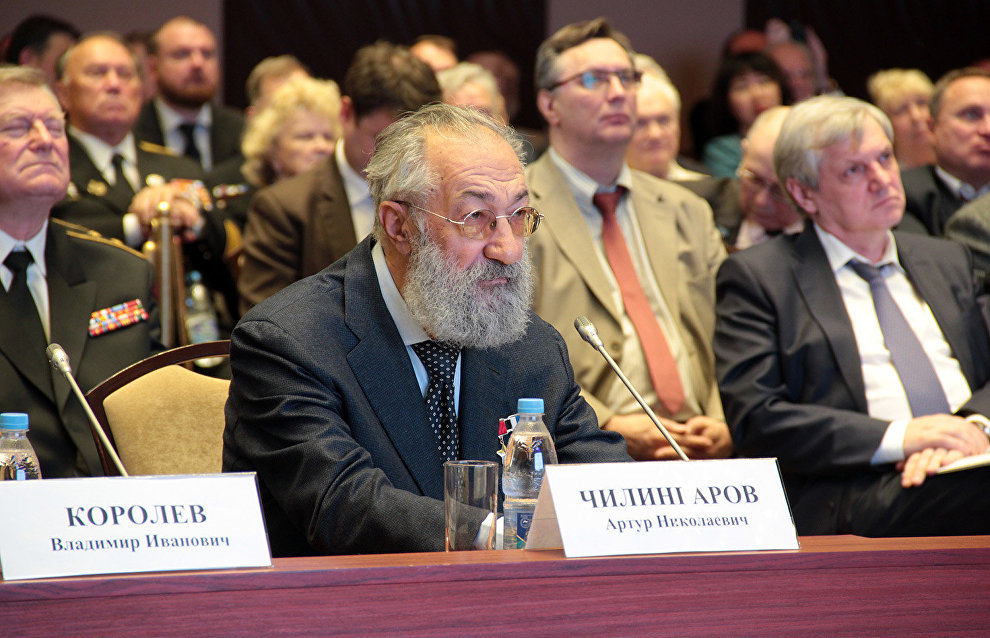 Association of Polar Explorers President Artur Chilingarov