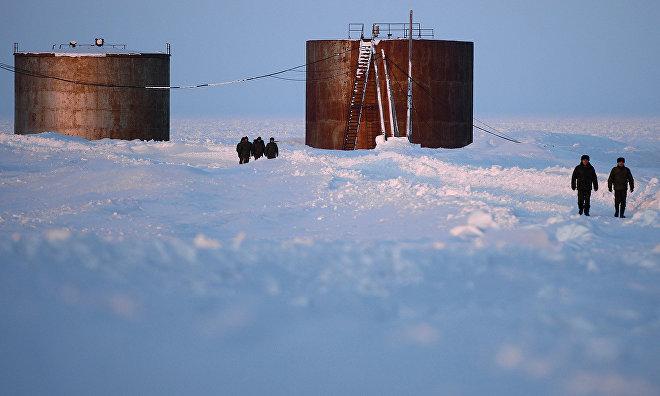 Военные приступили к ликвидации последствий экологического ущерба в Арктике