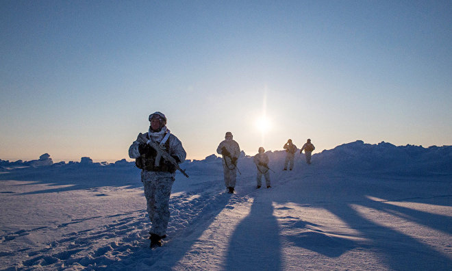Advanced Research Fund to develop new-generation Arctic military equipment
