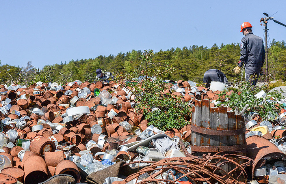 Yakutia has until June 20 to remove unauthorized dumps