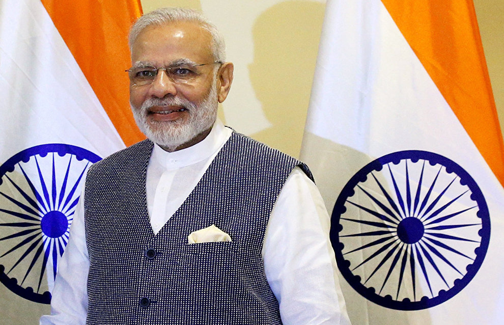 Narendra Modi: India sees the Arctic as another cooperation venue with Russia