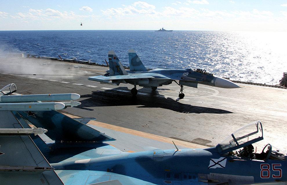 Northern Fleet to patrol the Arctic on regular basis
