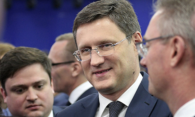 Alexander Novak: Gazprom Neft negotiates cooperation with Japanese companies in Arctic shelf projects