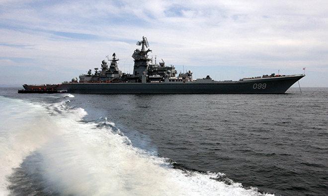 Военные дипломаты из 65 государств посетили боевые корабли Северного флота