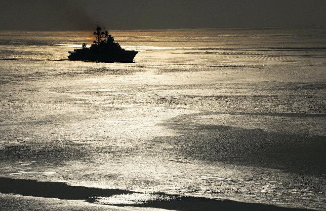 Минобороны создаст в Арктике флот «плавучих бензоколонок»