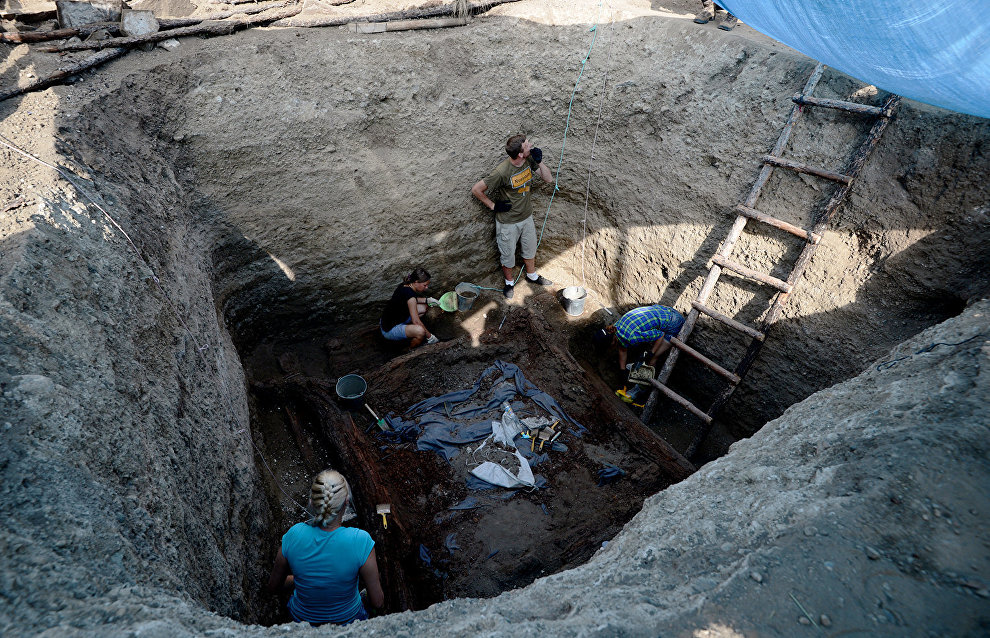 Evidence of ancient Yamal-Novgorod trade route found