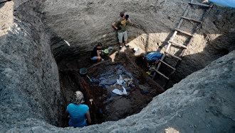 Учёные исследуют древнее поселение под Салехардом, где были найдены артефакты эпохи бронзы