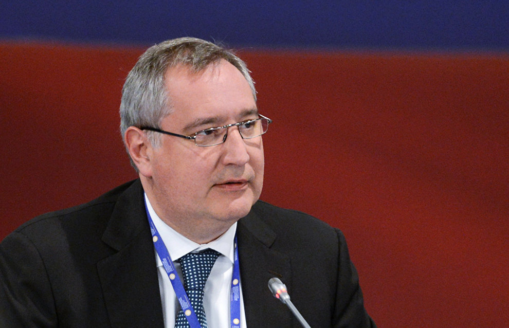 Rogozin: We can only develop the atomic icebreaker fleet with assistance from the business community