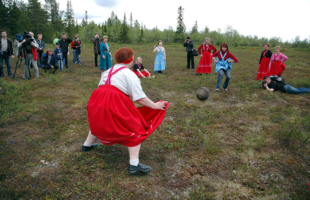 Murmansk Region to host Sami Games