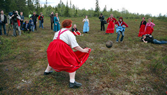 В Мурманской области пройдут «Саамские игры»