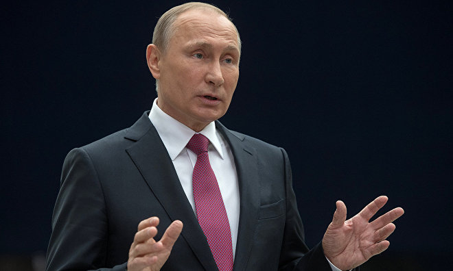 Putin: Arctic is extremely important for national defense