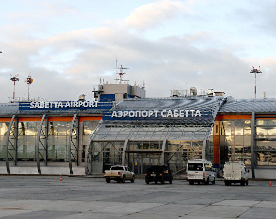 Sabetta international airport