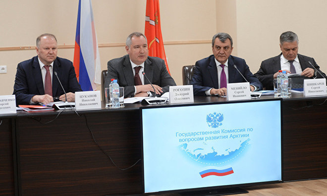 Deputy Prime Minister: An integrated telecommunications system should be developed in the Arctic