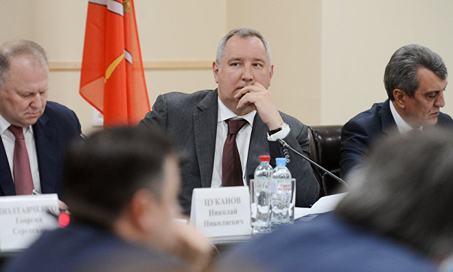 Rogozin: Arctic research should be integrated into concrete projects