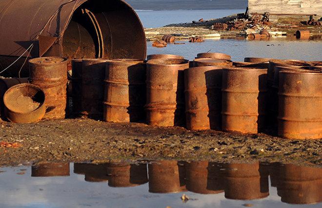 Экологи ВВО собрали более 200 тонн металлолома на островах в Арктике и Охотском море