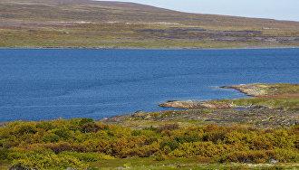 Специалисты Севфлота поднимут истребитель времён войны со дна озера в Заполярье