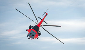 Russian Defense Ministry gets two helicopters designed for the Arctic